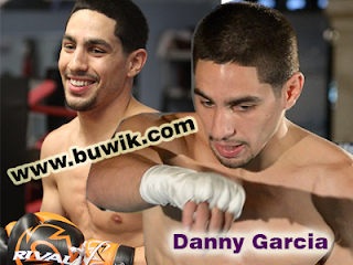prestasi petinju Danny Garcia