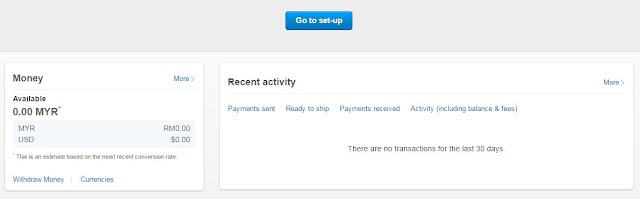 Cara Mudah Buka Akaun PayPal MaybankTerkini Secara Online Untuk Terima Bayaran