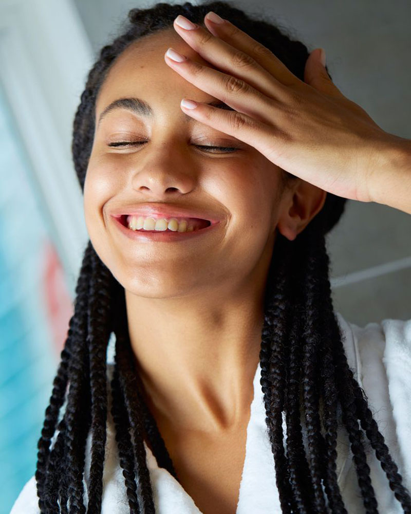 Have Sensitive Skin? Do These 4 Things Before Bed