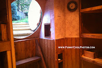 amazing hobbit house photos
