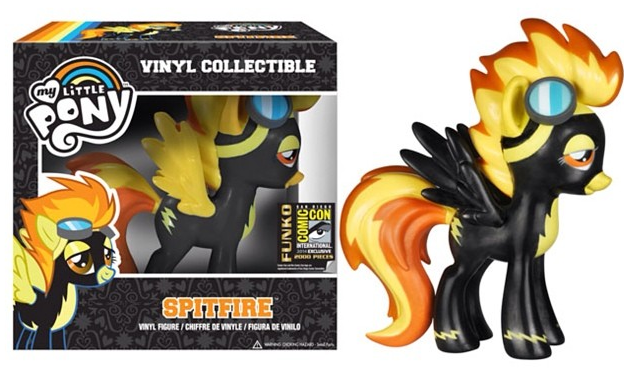 Equestria Daily Mlp Stuff Spitfire And Vinyl Scratch