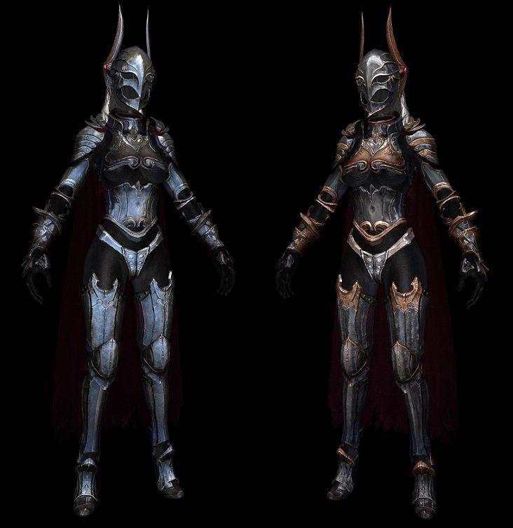 9204 Tera Kyna armor by Team TAL [HDT Cloth] ~ Eskyrim