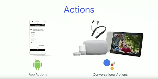 Android Developers Blog: How creating an Action can complement your Android app