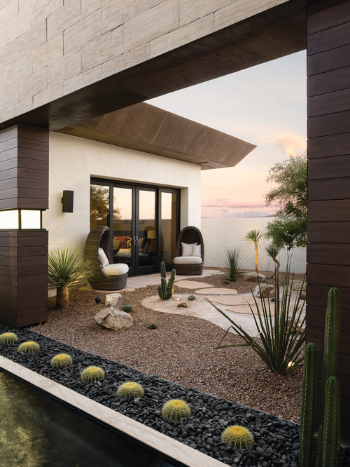 marquis seven hill contemporary patio design las vegas