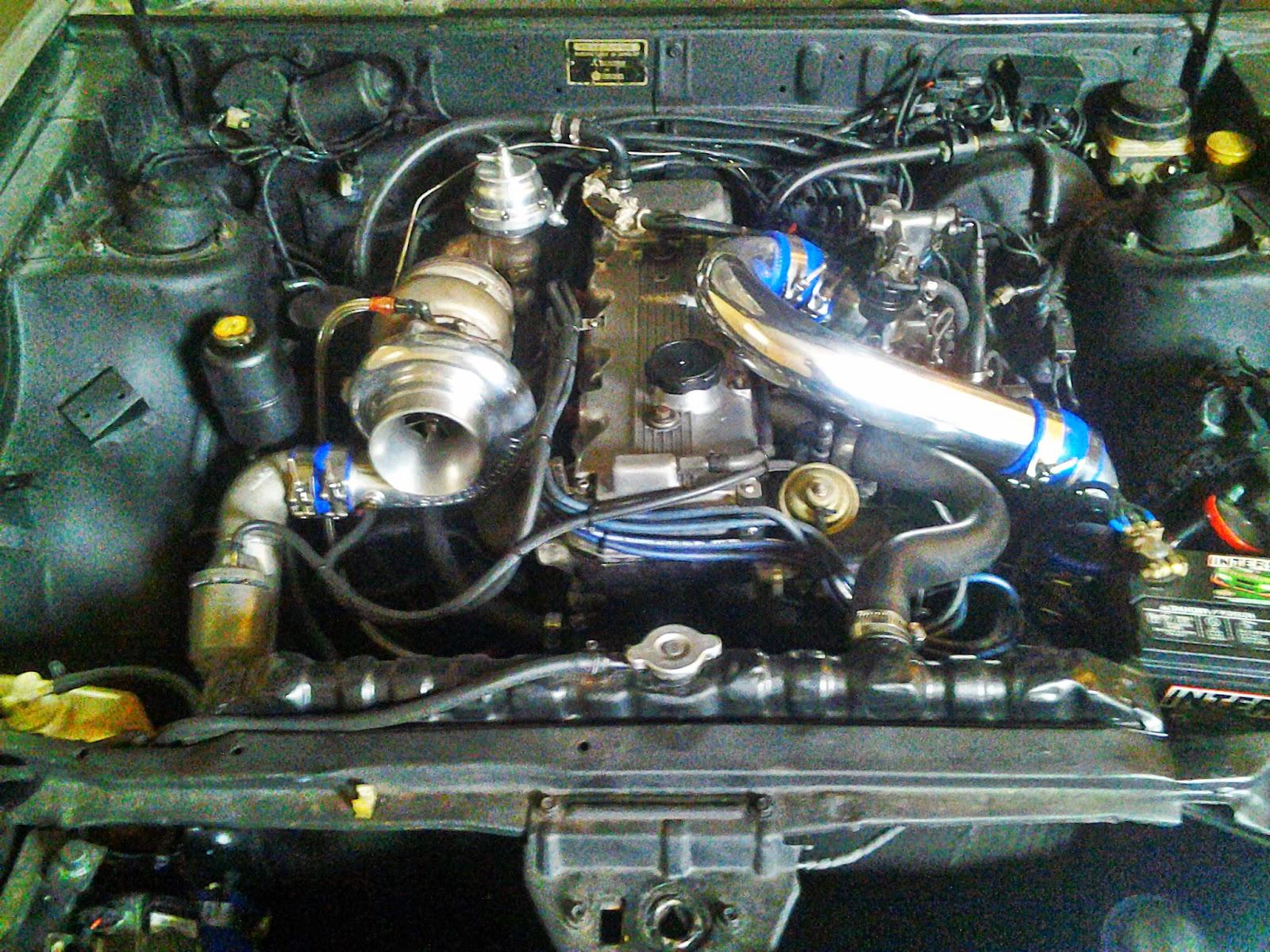 Updates on my 1986 Mitsubishi Starion ~黒豪気 Kuro Gouki (2013)