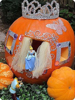Cinderella Carriage Pumpkin Stencil Pics Download