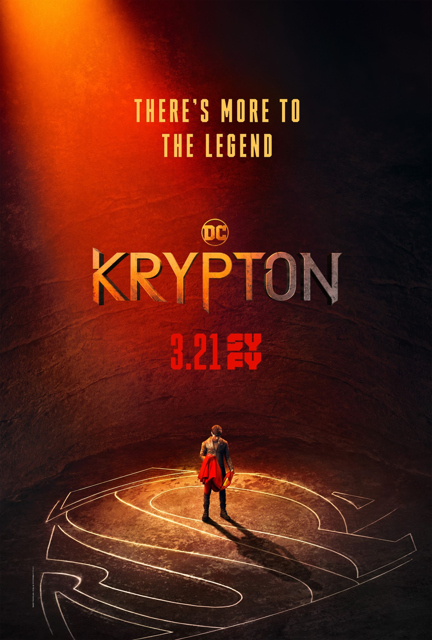 Krypton Temporada 1 Ingles Subtitulado // Latino 720p