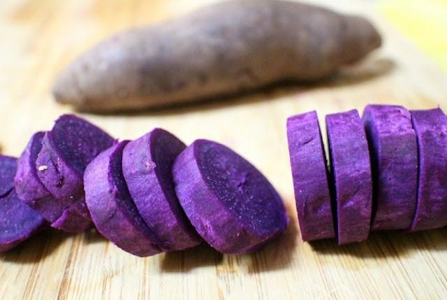 Ubi jalar ungu ampuh sembuhkan jantung koroner