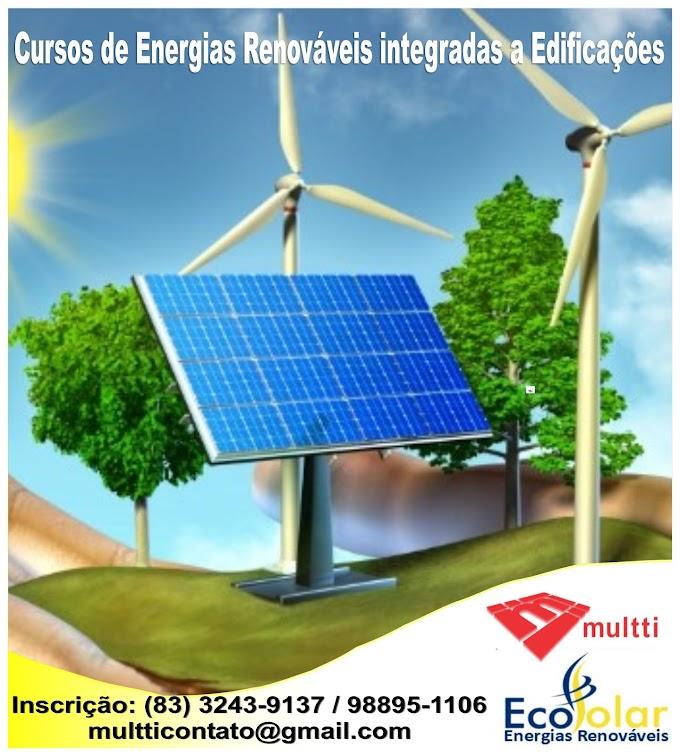 APOSTILA: Aperfeiçoamento sobre Energias Renováveis e suas Aplicações nas Edificações