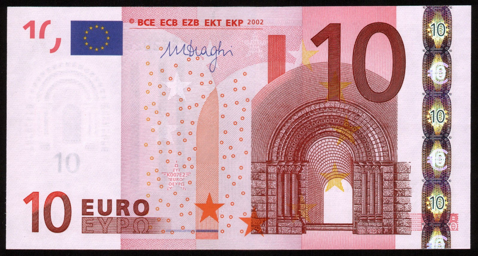 10 euro banknote