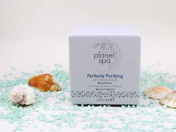 Avon // Planet Spa Perfectly Purifying Body Butter