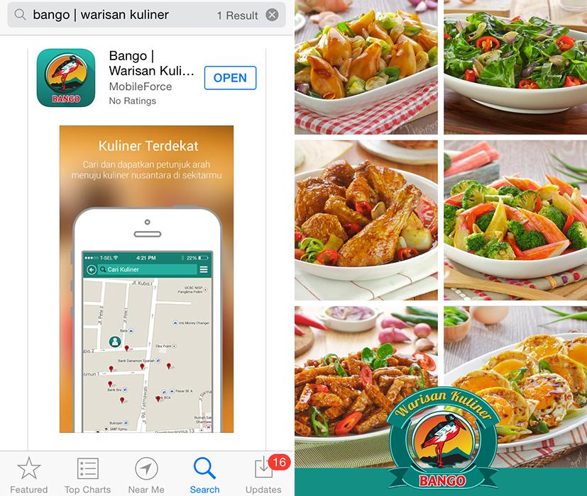 Food Blog Restaurant Reviews Bango Warisan Kuliner Nusantara App