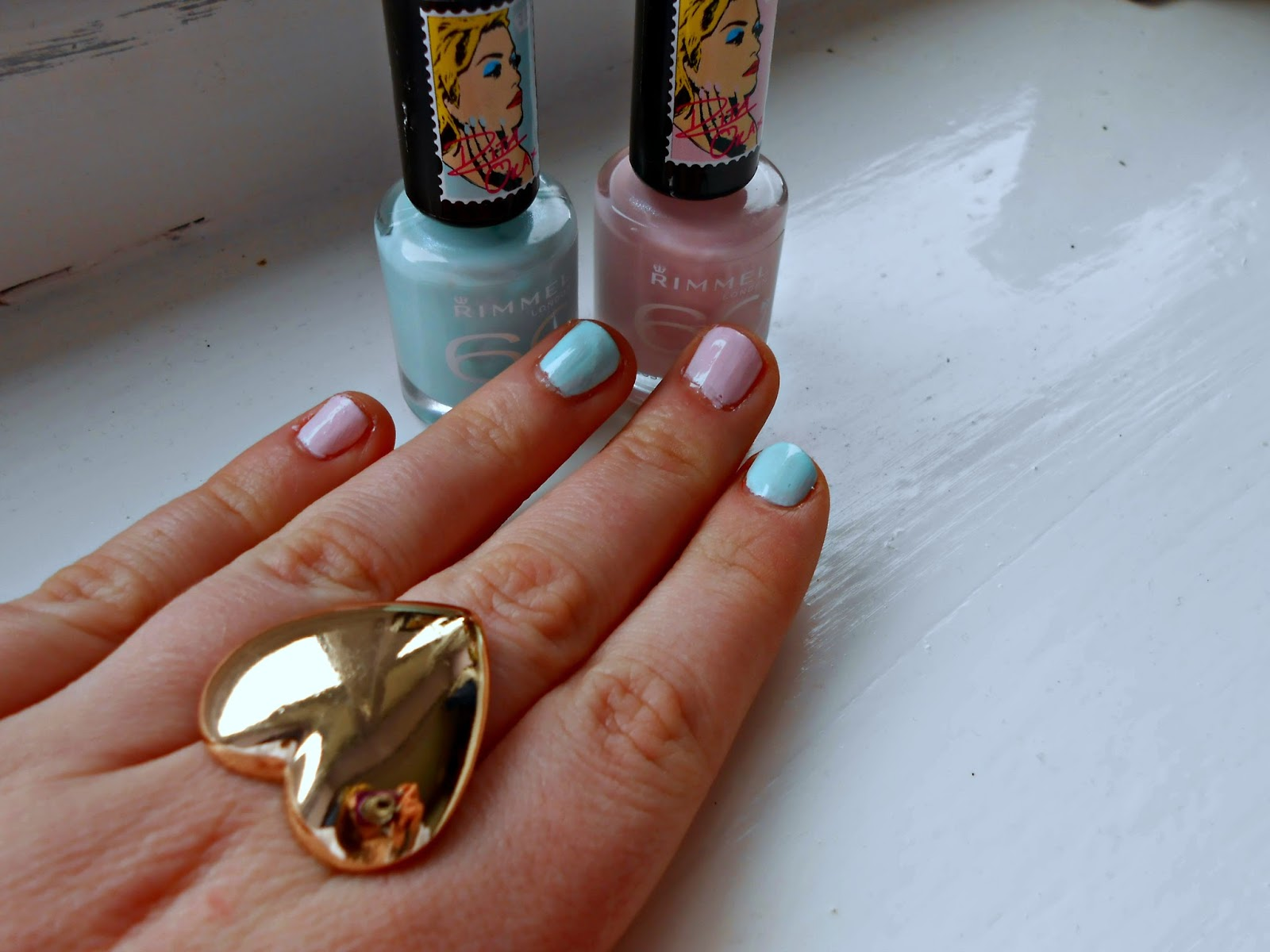 Pink Nail Polish Baby Shower - Creative Touch