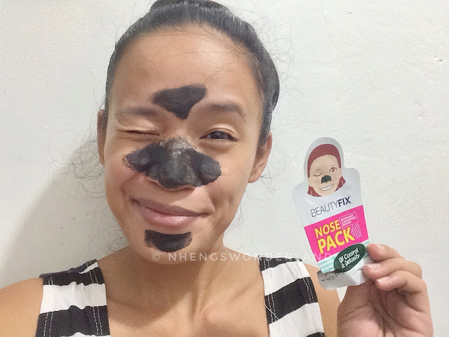 Beauty Fix Nose Pack Review