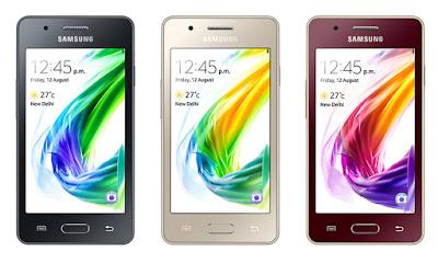 Samsung Z2 Spesifikasi Dan Harga