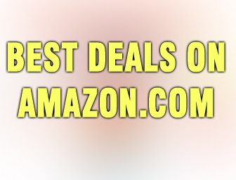 Best Deals on Amazon, Selected Product collection