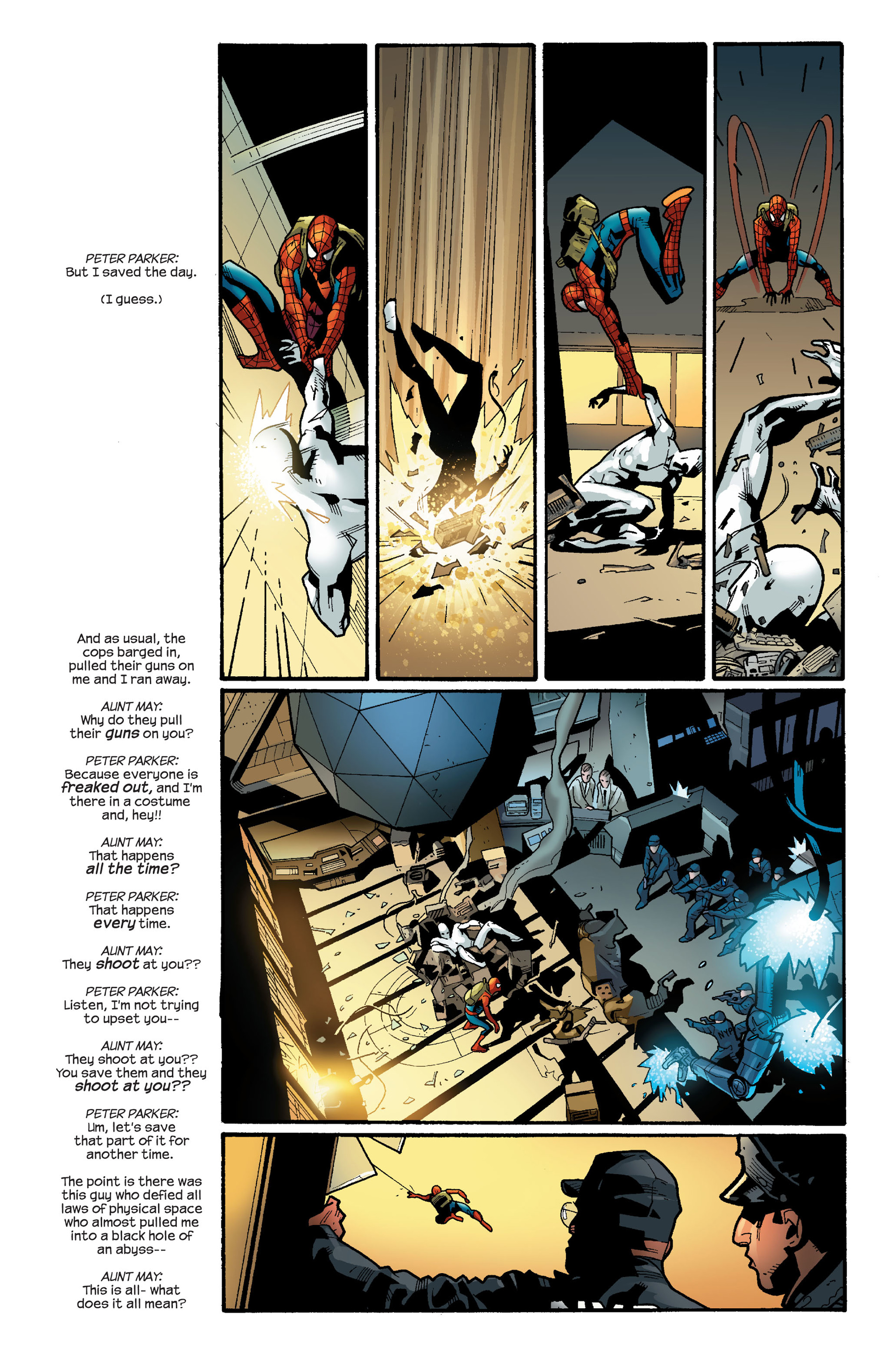 Read online Ultimate Spider-Man (2000) comic -  Issue #111 - 15