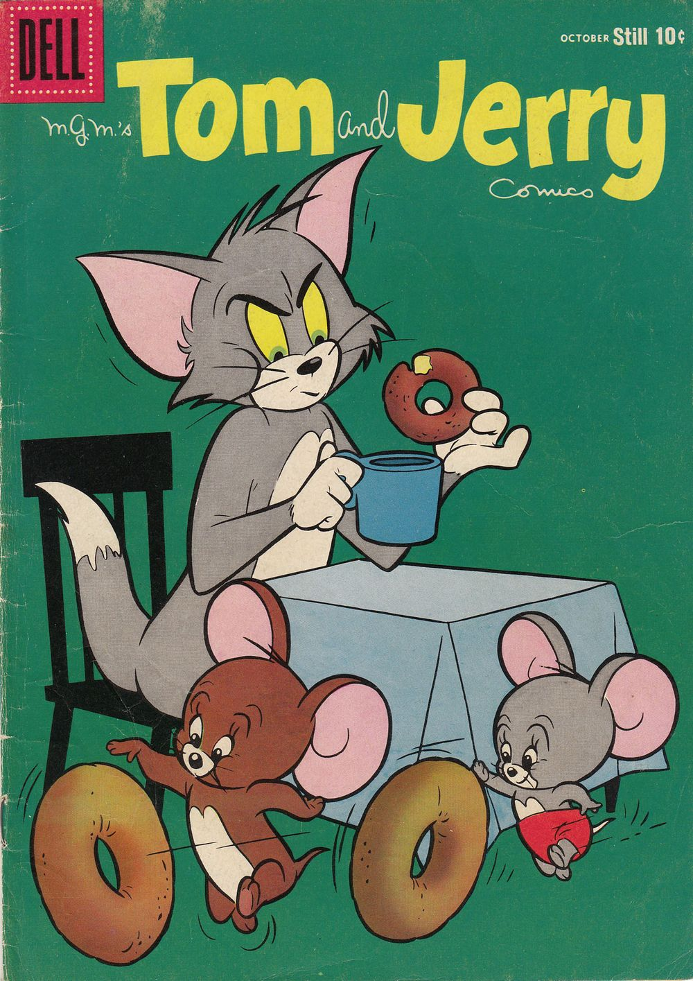 Tom & Jerry Comics issue 171 - Page 1