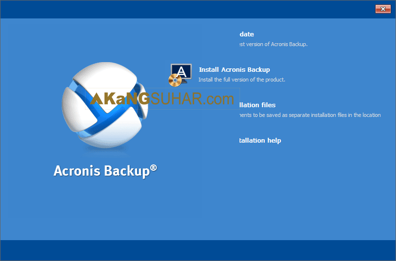 Free download Acronis Backup Advanced final latest version tebaru gratis serial number patch keygen crack activation key license key activation code ISO www.akangsuhar.com