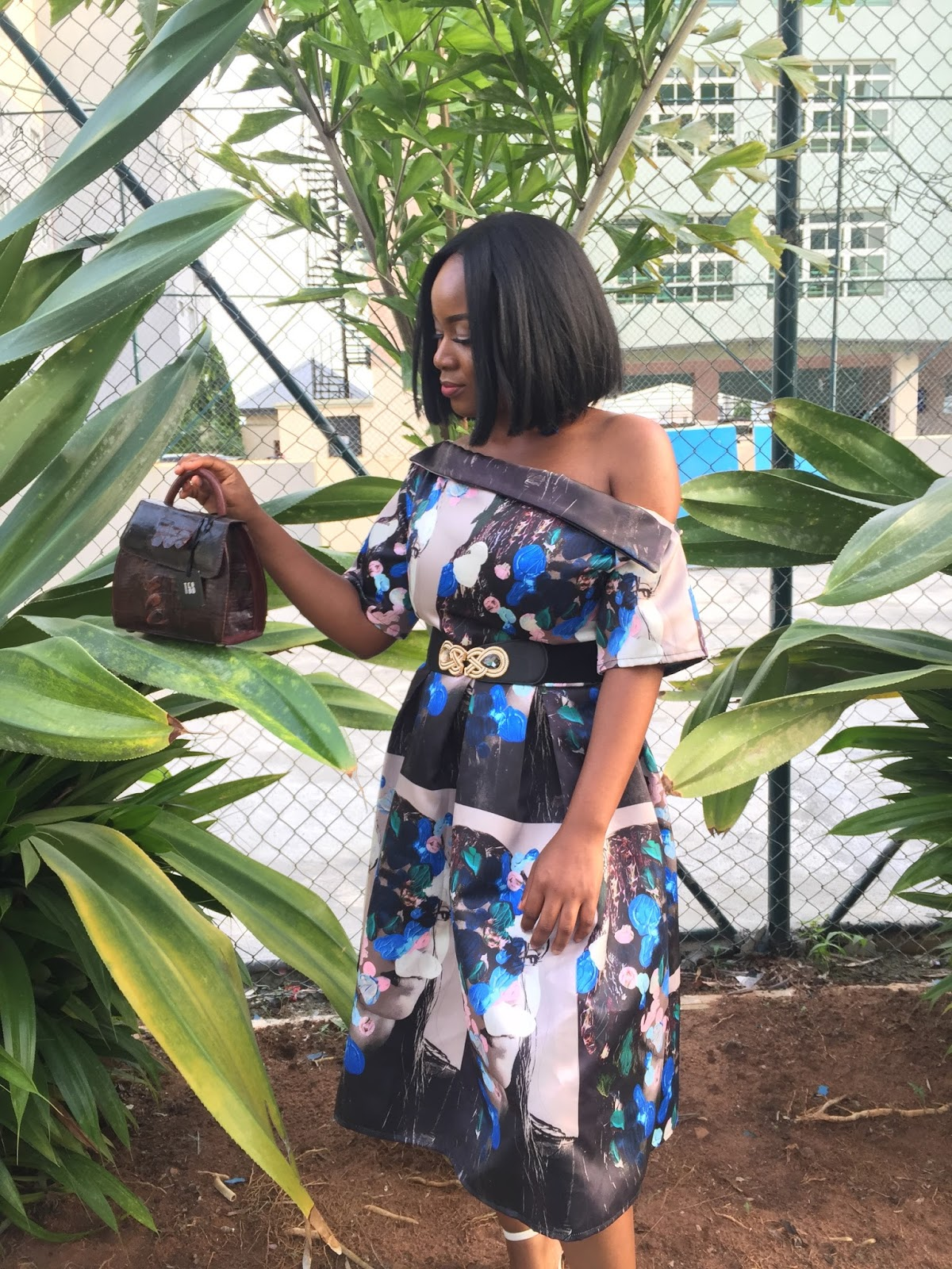 Pleated floral dress or ball dress for formal occasions, weddings, parties, prom, spring summer outfit ideas, trending, the5kshop, munamuoneke