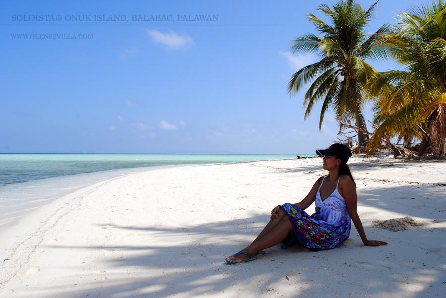 Onuk Onok Island; Balabac; Palawan; Soloista