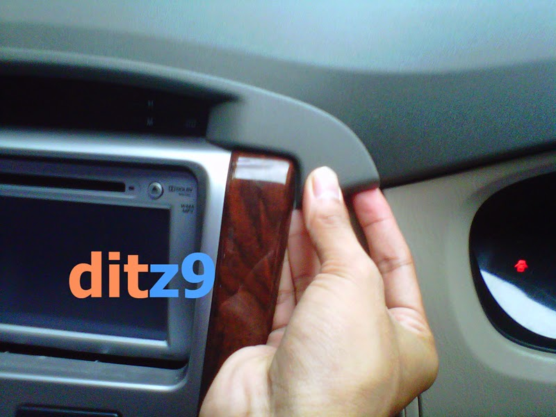 Grand New Kijang Innova V 2014 All Camry 2016 Diy : Melepas Panel Head Unit Dan Pasang Camera ...