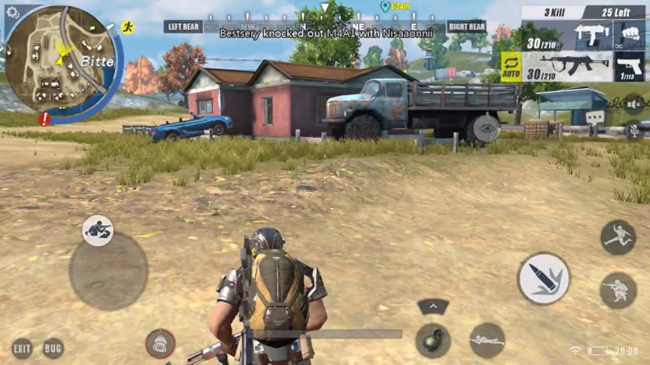 Rules Of Survival Android Apk Data