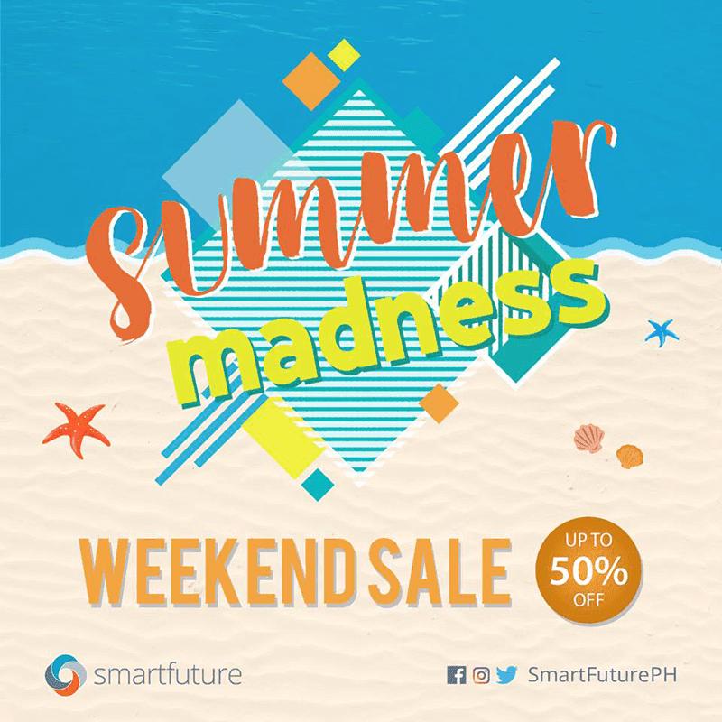Sale Alert: Smart Future will have storewide discounts!