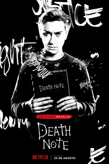 Death Note 2017 English 480p WEB-DL 300MB ESubs