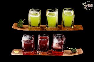 cocteles shots