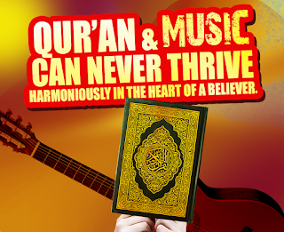 why music is prohibited in Islam