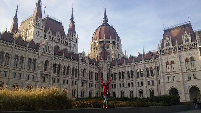 VÍKEND V BUDAPEŠTI / TRIP HUNGARY