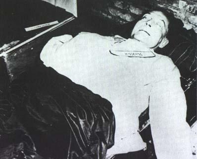Final picture of Hermann Goering, Third Reich graves worldwartwo.filminspector.com