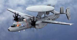 E-2D Hawkeye Angkatan Laut Amerika Serikat