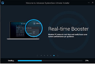 Advanced SystemCare Ultimate 8.4 Crack With License Key