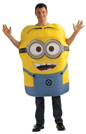 Right Men Dave Minion Mascot Costume Smiley (Click Here For More Info)  sc 1 st  Despicable Me Minions Halloween Costumes & Adults Despicable Me Minions Costumes for Halloween | Despicable Me ...