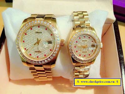 đồng hồ đeo tay rolex