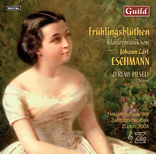 Klaviermusik Von Johann Carl Eschmann
