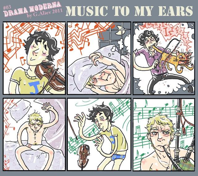 Sherlock bbc free slash comics
