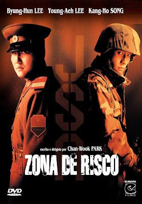 Zona de Risco - DVDRip Dublado