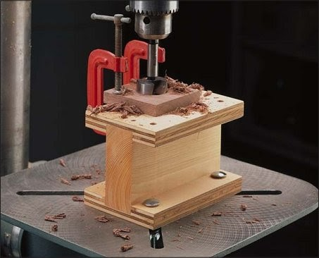 World Of Wood Drill Press I Beam
