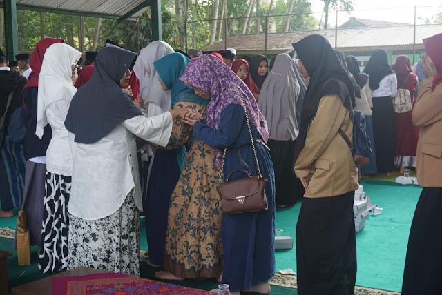 Halal Bihalal dengan Bapak / ibu Guru