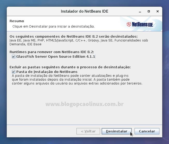 Instalando o NetBeans IDE no openSUSE e no Fedora Workstation - Blog
