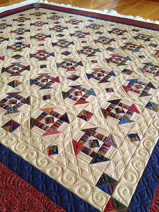 Every Little Bit Quilt Free Pattern