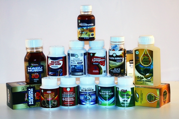 Toko Herbal Online Terlengkap & Terpercaya