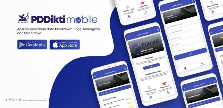 Coba Geh Kementrian Riset, Teknologi dan Pendidikan Tinggi Luncurkan Aplikasi PDDikti Mobile