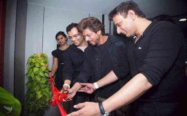 Opening Ceremony, Office Redchillies, Ribbon Cutting