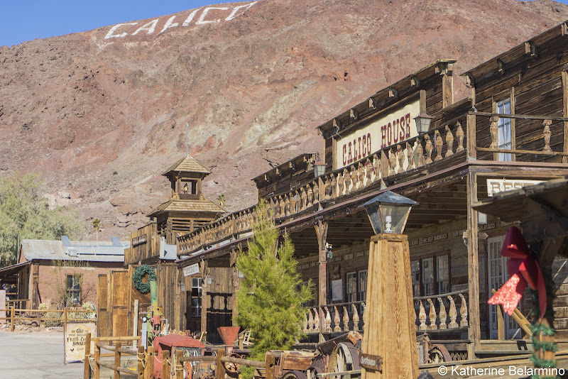 Calico House Calico Ghost Town California Route 66 Road Trip Attractions