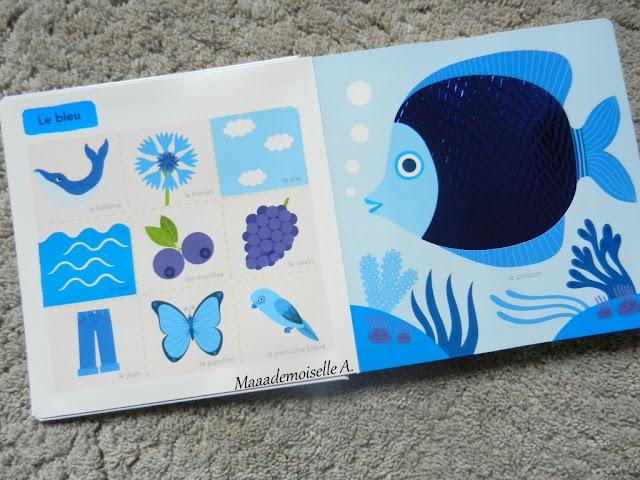 || Sélection d'imagiers à toucher : Mon imagier des couleurs à toucher (Présentation & Avis)(Chut, les enfants lisent # 48)