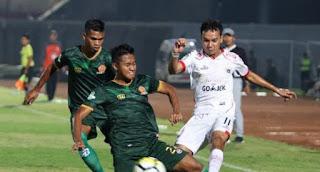 Hasil & Klasemen Liga 1 Jumat 8 Juni 2018. PS Tira vs Persija 0-5